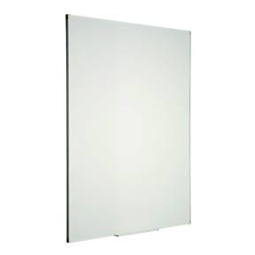 Image of   WB tavle glasemaljeret hvid 60x120cm