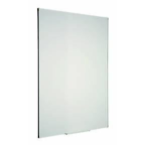Image of   WB tavle glasemaljeret hvid 120x200cm