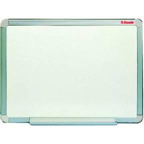 Image of   WB tavle glasemaljeret grå 120x200cm