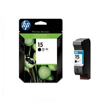 Billede af HP 15 ink black large