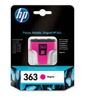 Billede af HP 363 magenta ink cartridge