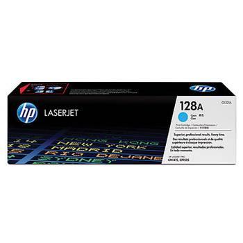 Billede af Color LaserJet 128A cyan toner