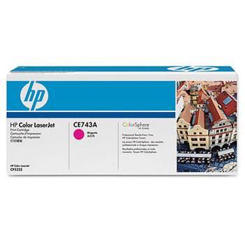 Billede af HP Toner CE743A magenta HV