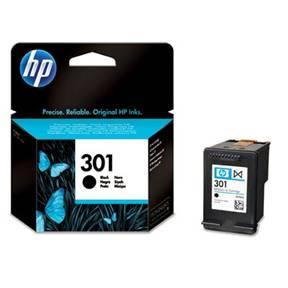 Image of   Black Inkjet Cartridge No.301 (CH561EE)