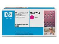 Billede af HP Toner magenta Color Laserjet 3600DN