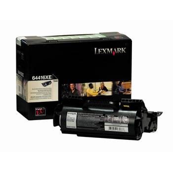 Image of   LEXMARK RETURN HY TONER T644