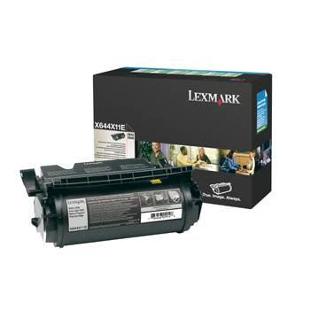 Image of   LEXMARK HY RETURN TONER X644