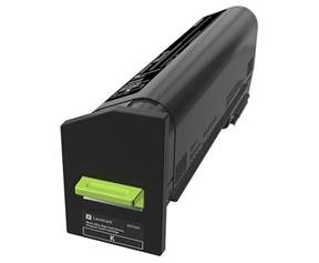 Image of   CX860 toner black 55k (return)
