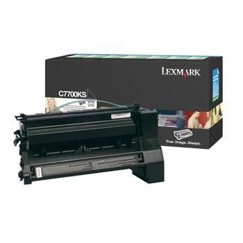 C77X toner black (prebate) 6K