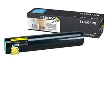 Yellow Laser Toner (C930H2YG)