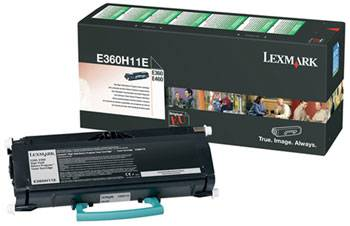 LEXMARK PB cartridgeE360 E460 9000page