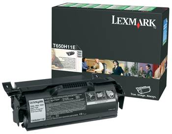 Image of   LEXMARK TONER for T65x series