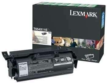 Image of   LEXMARK TONER for T52x series