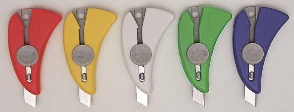 Billede af Kartonkniv NT-Cutter Quick Knife Q-100P