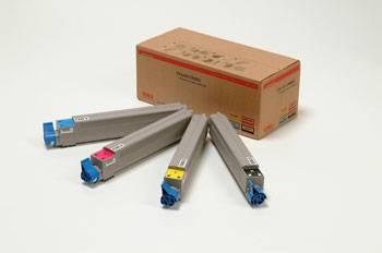 Toner Rainbow Pack (43112702)