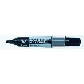 WB Marker V-Board BG skrå 2-5mm sort