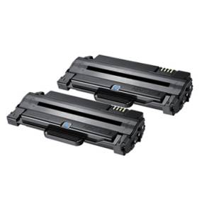 Image of   Black 2-Packs Laser Toner (MLT-P1052A/ELS)