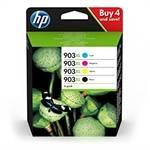 No903XL High Yield C/M/Y/K Ink Cartridge