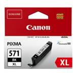 Image of   Black Inkjet Cartridge (CLI-571BKXL)