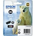 Photo Black Inkjet Cartridge (No.26)