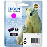 Magenta Inkjet Cartridge No.26XL