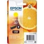 Image of   33 Yellow Claria Premium Ink w/alarm