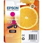 Image of   33XL Magenta Claria Premium Ink w/alarm