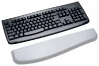 Håndledsstøtte ErgoSoft grå t/standard tastatur