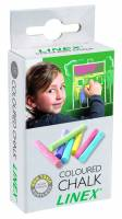 Kridt Linex CCCHC 10 farve 10stk/pak
