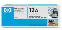 HP 12A lasertoner