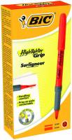 Tekstmarker Bic brite liner Grip orange