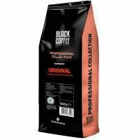 Espresso Black Coffee Roasters Original Rainforest hele bønner 1kg/ps