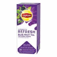 Te Lipton Blue Fruit 25breve/pak