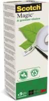 Tape Magic 810 19mmx33m 900 - Miljø pakning
