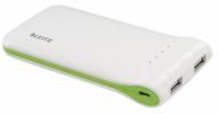 Oplader USB Leitz Complete hvid bærbar