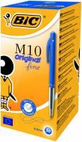 Kuglepen Bic Clic blå Fine M10 51600
