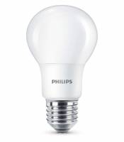 Pære LED 5,5W (40W) Std E27 2-pak A60 WW 230V FR ND 2BC/6