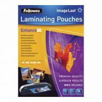 Lamineringslommer 80 mic. 216x303mm 100stk/pak A4