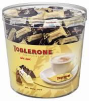 Chokolade Toblerone Tiny Mix Box med 904 gram/113 stk.