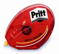 Limroller Pritt non-permanent 8,4 mm m/dispenser 16m