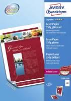 Fotopapir farvelaser A4 150g glossy superior 2-siders 200ark/pak