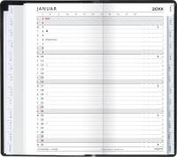 Indexplanner refill kalender + telefonreg. 9x17cm 20 0951 00