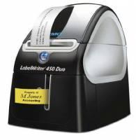 Etiketprinter DYMO LW 450 Duo LabelWriter