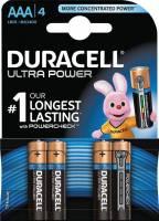Batteri Duracell Ultra Power AAA 4stk/pak