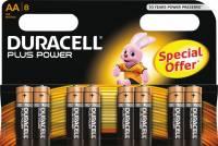 Batteri Duracell Plus Power AA 8stk/pak
