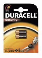 Batteri Duracell Security N/MN9100 2stk/pak