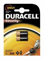 Batteri Duracell Security MN21 2stk/pak