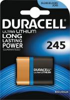 Batteri Duracell Ultra Photo 245 1stk/pak