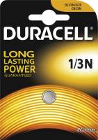 Batteri Duracell Photo 1/3N 3V Lithium High Power 1stk/pak