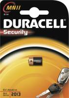 Batteri Duracell Security MN11 6V 1stk/pak